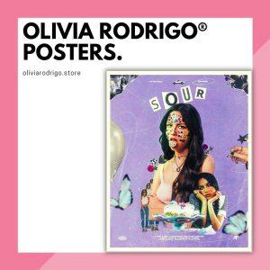 Olivia Rodrigo Posters