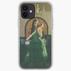 Olivia Rodrigo - Deja Vu (Green dress) iPhone Soft Case RB0906 product Offical Unus Annus Merch