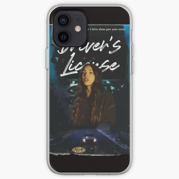 Olivia Music poster     Gift  iPhone Soft Case RB0906 product Offical Unus Annus Merch