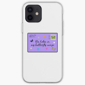 """""""address the letters to the holes in my butterfly wings"""" 