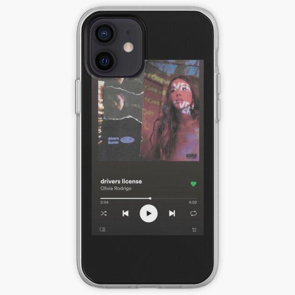 Olivia Rodrigo- Drivers Licence  iPhone Soft Case RB0906 product Offical Unus Annus Merch