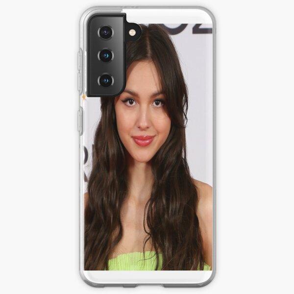 Olivia Rodrigo Sour Samsung Galaxy Soft Case RB0906 product Offical Unus Annus Merch