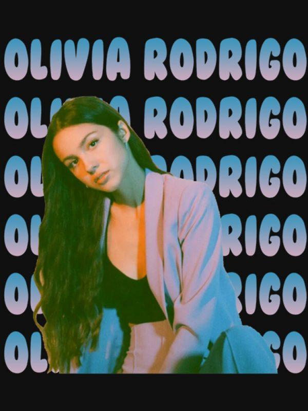artwork Offical Olivia Rodrigo Merch