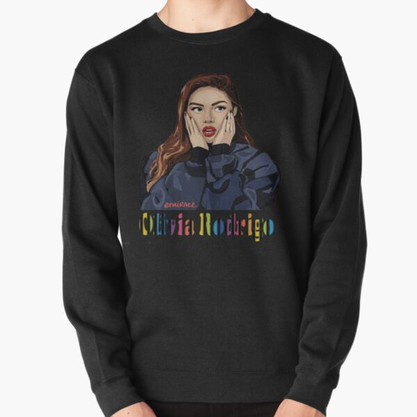 Copy of olivia rodrigo Essential    Gift  Pullover Sweatshirt RB1106 product Offical Olivia Rodrigo Merch