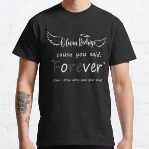 Olivia Rodrigo Classic T-Shirt RB0906 product Offical Unus Annus Merch