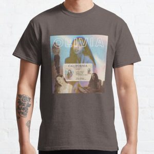 Olivia Rodrigo Drivers License T-shirt Classic T-Shirt RB0906 product Offical Unus Annus Merch