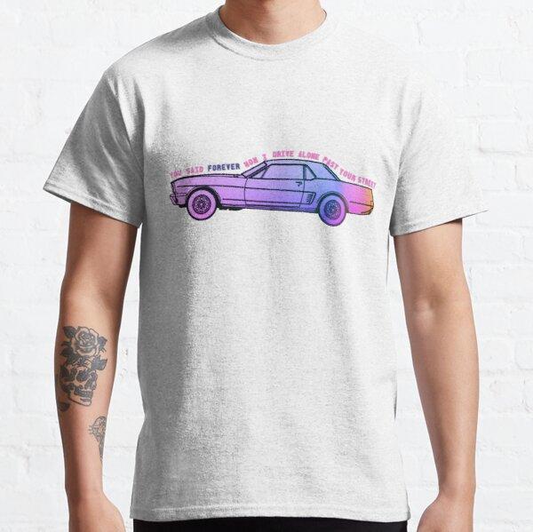 drivers license olivia rodrigo Classic T-Shirt RB0906 product Offical Unus Annus Merch
