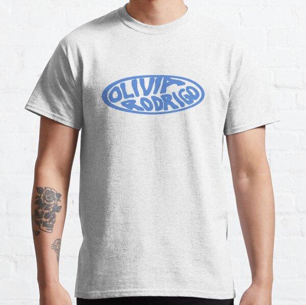 olivia rodrigo logo blue Classic T-Shirt RB0906 product Offical Unus Annus Merch