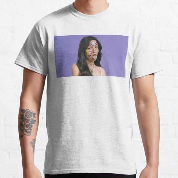 Olivia Rodrigo sour album purple (stickers, lyrics)  Classic T-Shirt RB0906 product Offical Unus Annus Merch