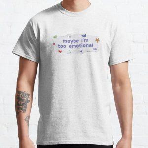 olivia rodrigo maybe i'm too emotional good 4 u Classic T-Shirt RB0906 product Offical Unus Annus Merch