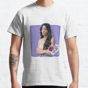 Olivia Rodrigo Sour Album Cover Art Classic T-Shirt RB0906 product Offical Unus Annus Merch