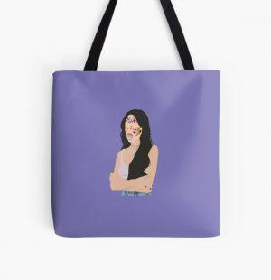 Olivia Rodrigo  All Over Print Tote Bag RB0906 product Offical Unus Annus Merch
