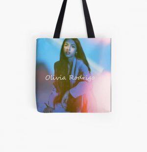 Olivia Rodrigo club  | Gift  All Over Print Tote Bag RB0906 product Offical Unus Annus Merch