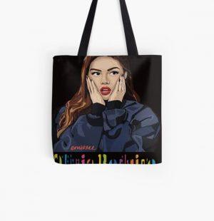 olivia rodrigo Essential Active  | Gift  All Over Print Tote Bag RB0906 product Offical Unus Annus Merch