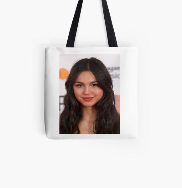 Olivia Rodrigo Sour All Over Print Tote Bag RB0906 product Offical Unus Annus Merch