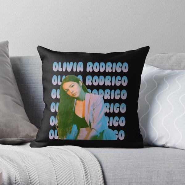 Olivia Rodrigo Throw Pillow RB0906 product Offical Unus Annus Merch