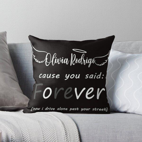 Olivia Rodrigo  | Gift  Throw Pillow RB0906 product Offical Unus Annus Merch