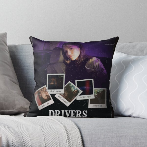 Olivia Music poster     Gift  Throw Pillow RB0906 product Offical Unus Annus Merch
