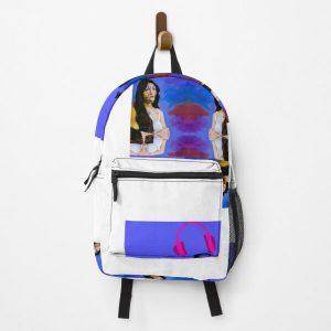 Olivia Rodrigo Sour music. Olivia Rodrigo music album Sour Backpack RB0906 product Offical Unus Annus Merch