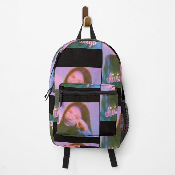 Olivia Rodrigo Pink Blur    Gift  Backpack RB0906 product Offical Unus Annus Merch