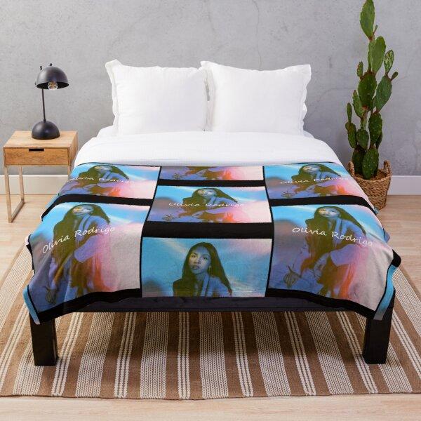 Olivia Rodrigo club    Gift  Throw Blanket RB0906 product Offical Unus Annus Merch