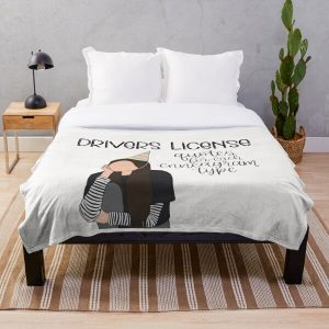 olivia rodrigo Throw Blanket RB0906 product Offical Unus Annus Merch