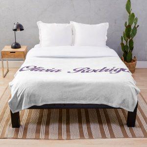 Olivia Rodrigo Deja Vu Name Throw Blanket RB0906 product Offical Unus Annus Merch
