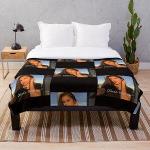 OLIVIA RODRIGO vector  | Gift  Throw Blanket RB0906 product Offical Unus Annus Merch