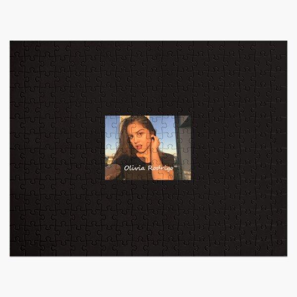 OLIVIA RODRIGO vector  | Gift  Jigsaw Puzzle RB0906 product Offical Unus Annus Merch