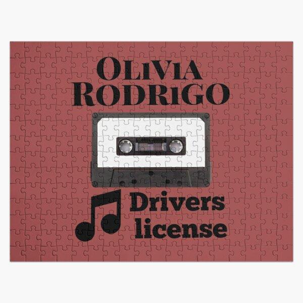 Olivia rodrigo Jigsaw Puzzle RB0906 product Offical Unus Annus Merch