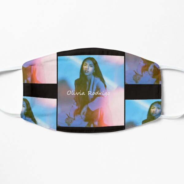 Olivia Rodrigo club    Gift  Flat Mask RB0906 product Offical Unus Annus Merch