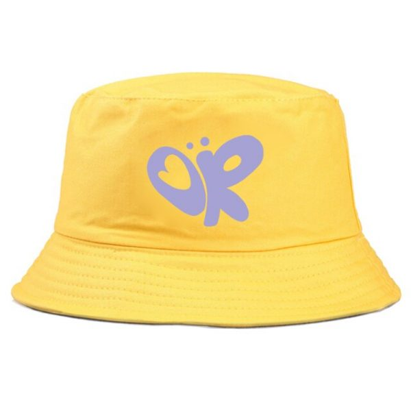 Cool Olivia Rodrigo Deja Vu Baseball Cap Drivers License SOUR Duck Hat LIE Travel Hat Butterfly 10.jpg 640x640 10 - Olivia Rodrigo Merch