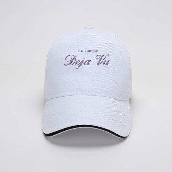Cool Olivia Rodrigo Deja Vu Baseball Cap Drivers License SOUR Duck Hat LIE Travel Hat Butterfly 2.jpg 640x640 2 - Olivia Rodrigo Merch