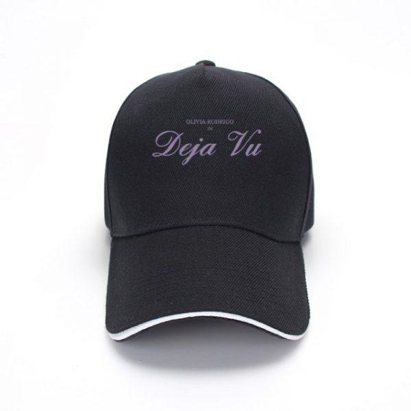 Cool Olivia Rodrigo Deja Vu Baseball Cap Drivers License SOUR Duck Hat LIE Travel Hat - Olivia Rodrigo Merch