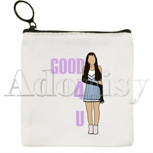 Olivia Rodrigo Canvas Coin Purse Coin Purse Collection Canvas Bag Small Wallet Zipper Key Bag Hand 12.jpg 640x640 12 - Olivia Rodrigo Merch
