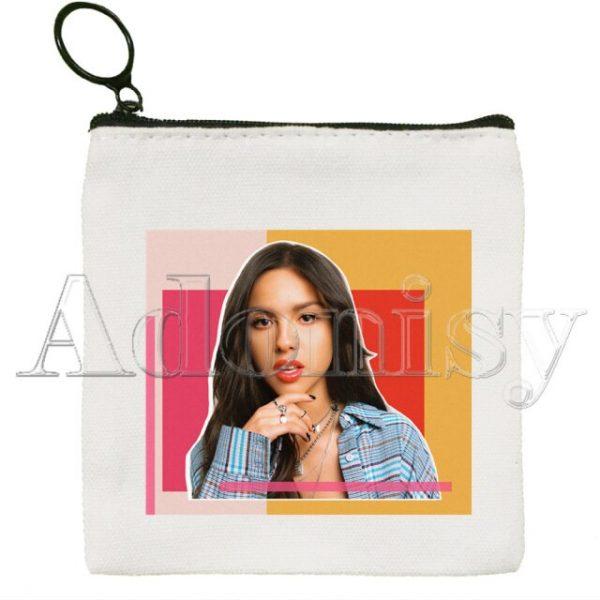 Olivia Rodrigo Canvas Coin Purse Coin Purse Collection Canvas Bag Small Wallet Zipper Key Bag Hand 3.jpg 640x640 3 - Olivia Rodrigo Merch