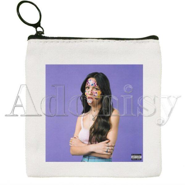Olivia Rodrigo Canvas Coin Purse Coin Purse Collection Canvas Bag Small Wallet Zipper Key Bag Hand 6.jpg 640x640 6 - Olivia Rodrigo Merch