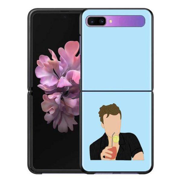 Olivia Rodrigo Phone Case for Samsung Galaxy Z Flip Cover For ZFlip 5G Cover Black Foldable 10.jpg 640x640 10 - Olivia Rodrigo Merch