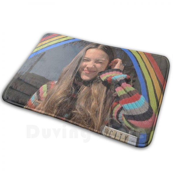 Olivia Rodrigo Rainbow Carpet Mat Rug Cushion Soft Non Slip Olivia Rodrigo Oliviarodrigo Rainbow Hsmtmts High - Olivia Rodrigo Merch