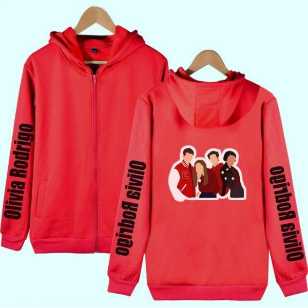 Y2K Kawaii Olivia Rodrigo Hoodies Zipper Hot Fashion Hoodie Sweatshirt 2021 New Casual Cotton Harajuku Streetwear 11.jpg 640x640 11 - Olivia Rodrigo Merch