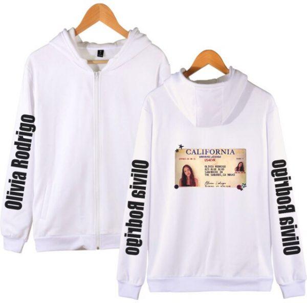 Y2K Kawaii Olivia Rodrigo Hoodies Zipper Hot Fashion Hoodie Sweatshirt 2021 New Casual Cotton Harajuku Streetwear 2.jpg 640x640 2 - Olivia Rodrigo Merch